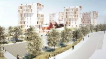 Housing sociale: a Milano le prime case con strutture in legno