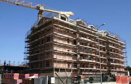 Il costo di costruzione di un fabbricato residenziale aumenta dell'1,6%