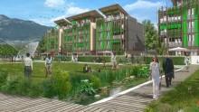 Le Albere: Renzo Piano 'firma' un quartiere ecosostenibile a Trento