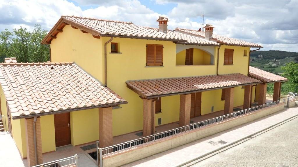 Anche la casa tradizionale in collina puo 39 essere in for La casa toscana tradizionale