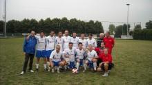 14° Campionato di calcio dei geometri: il Collegio di Catania è campione d'Italia