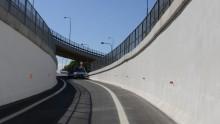 Il rasante fotocatalitico per la Tangenziale Est di Milano