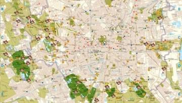 La mappa delle cascine di Milano e' pronta
