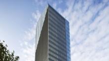 Torre Diamante a Milano, focus sull'involucro di vetro