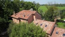 Cascine restaurate a Milano, il caso di Borgo Vione