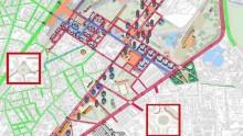 Riqualificazione della viabilita' a Milano, via a 700 cantieri in 11 mesi