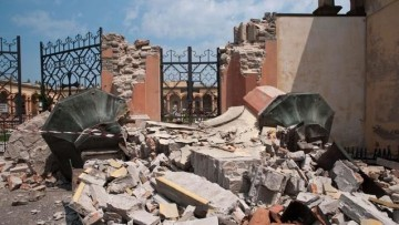 Anche i geometri veronesi tra i volontari post-sisma
