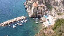 Case al mare: gli affitti in Lazio e Campania