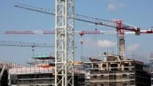Produzione nelle costruzioni, nuovo crollo a luglio 2014
