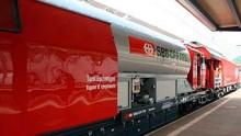 In Svizzera la sicurezza viaggia in treno