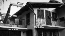 Distanze tra edifici: l'influenza di balconi, terrazze e altri 'corpi aggettanti'