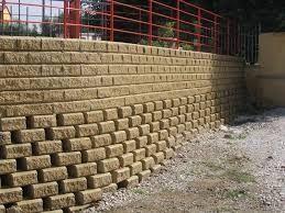 Muro Di Sostegno A Confine.Terrapieni E Muri Di Sostegno Quando E Applicabile Il Regime Delle