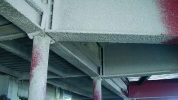 Protezione passiva dal fuoco strutturale e non strutturale