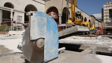 Tyrolit per una demolizione controllata a Brescia