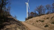 Drainbeton di Betonrossi protagonista nel parco eolico Monte Mesa