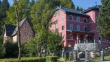I sistemi Prefa per la ristrutturazione della copertura di Villa Tabor