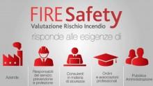 Valutazione rischio incendio con Fire Safety, la suite di software professionali