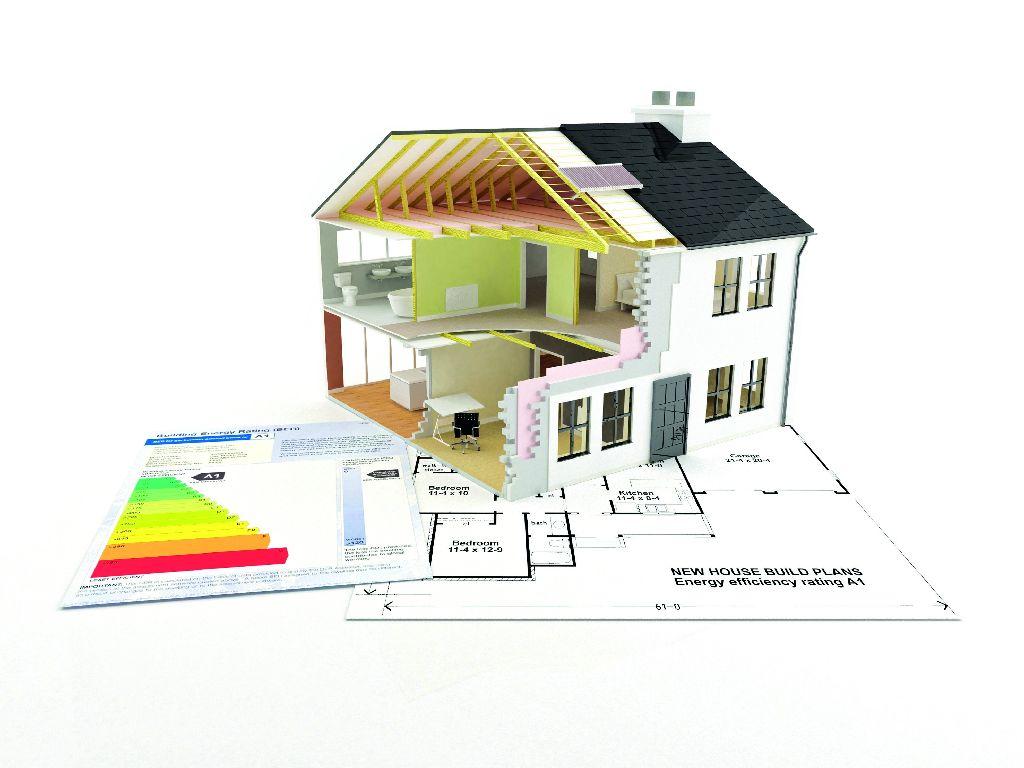 L 39 isolamento per l 39 edilizia diventa green con isolconfort - Costo geometra per progetto casa ...