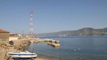 """Il """"ponte elettrico"""" sullo stretto di Messina"""
