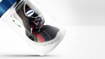 Scarpe antinfortunistiche: arriva Piuma di Berner