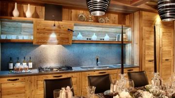 Progettazione arredi case di montagna: un corso di formazione ad Arredamont