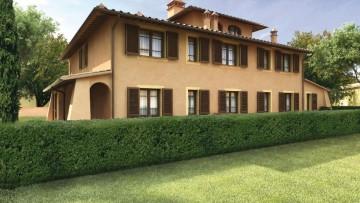 Involucri edilizi antisismici per 100 nuove residenze in Classe A in Toscana