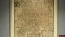 Esposta a Roma la 'Nuova Pianta' del Geometra Nolli