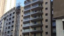 L'isolamento termico con facciata ventilata di un edificio degli anni '70 ristrutturato a Milano