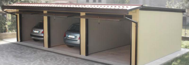 Box auto di quanto aumentato il rendimento for Grandi pavimenti del garage