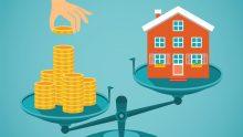 Immobili residenziali, nel I semestre 2016 prezzi in calo del 2,1%