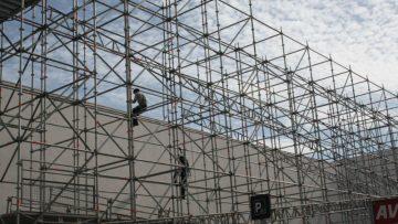 Sicurezza nei cantieri: lavori in quota e obblighi del datore di lavoro