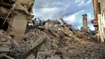 Terremoto: cosa stanno facendo i geometri volontari?