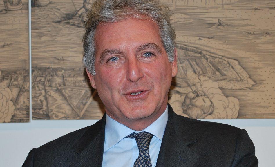 Giovanni Salmistrari, Presidente Ance Veneto