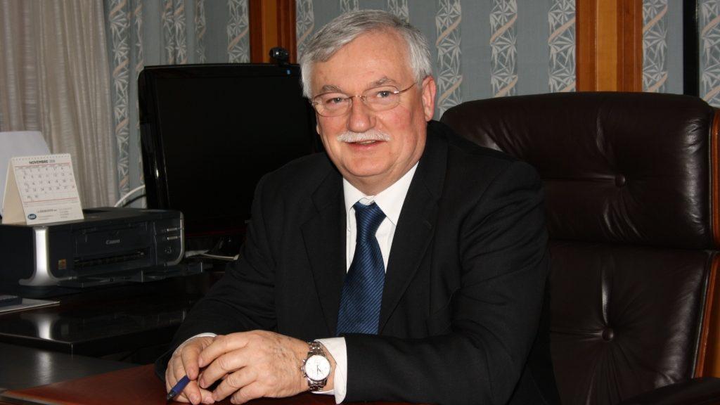 Fausto Amadasi, presidente Cipag