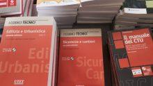 Manuali, guide e volumi per i geometri: è il Maggio dei libri