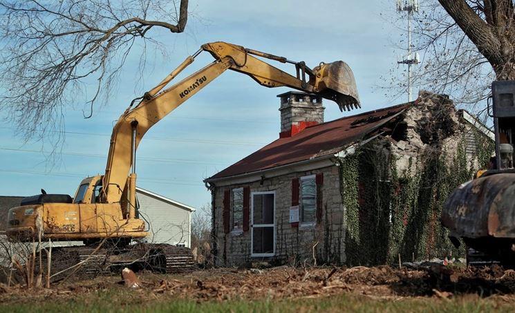 contributo di ricostruzione e incendio