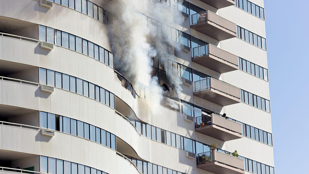 Risultati immagini per normativa antincendio condominio