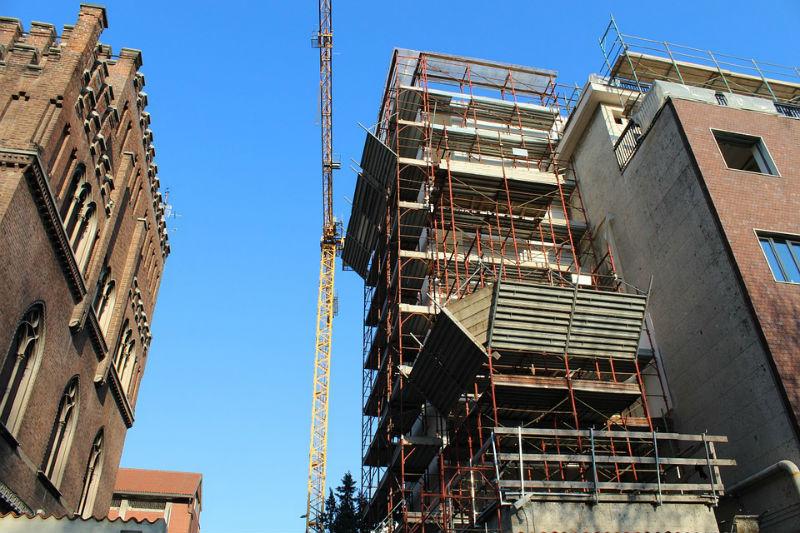 difformità parziale intervento edilizio e legge regionale