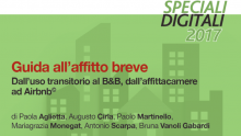 Affitti brevi, Airbnb, uso transitorio: un ebook come guida