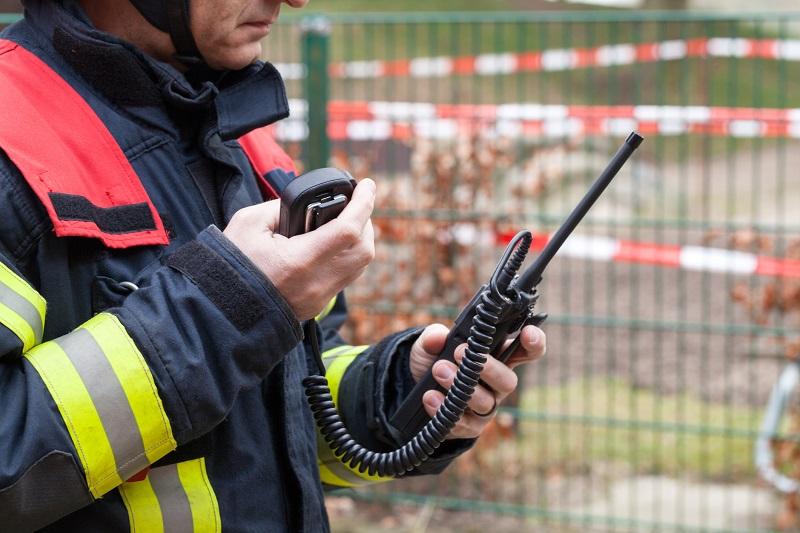 Geologi e vigili del fuoco, binomio professionale