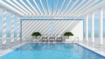 Pergolato o tettoia? Esempio di differenze tra edilizia libera e permesso di costruire