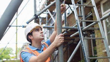 Lavori in quota: focus sul ruolo del Coordinatore in attività di uso del ponteggio
