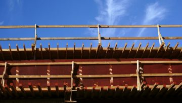 Parapetti provvisori nei cantieri temporanei: l'Inail pubblica i Quaderni Tecnici 2018