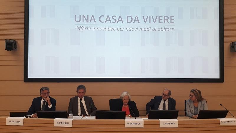 Il convegno Sidief-Banca d'Italia sulle nuove tipologie di offerta per la crescente domanda in affitto
